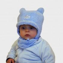 Zimowa czapeczka dla chłopca lub dziewczynki