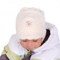 Zimowa czapeczka dla chłopca
