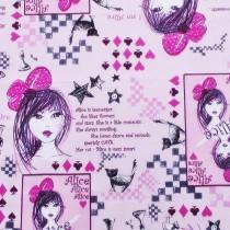 Kolorowa chustka dla  dziewczynki